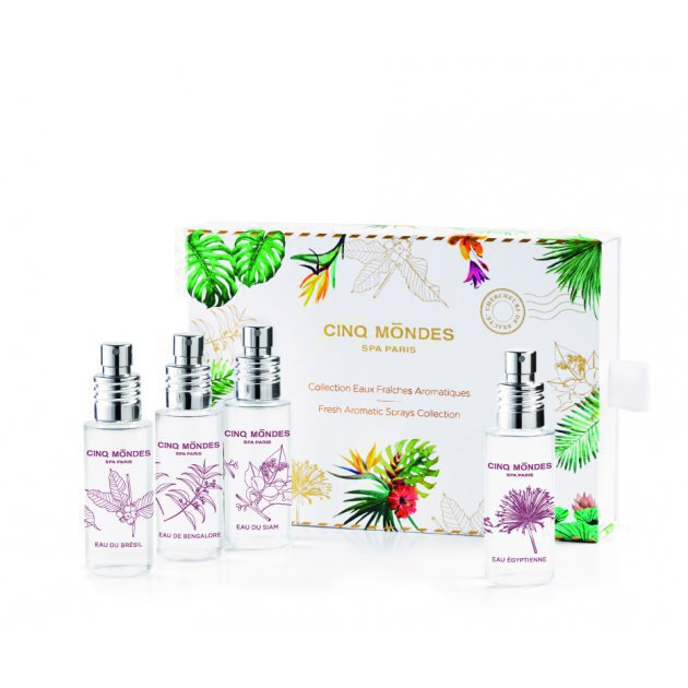 """FRESH AROMATIC SPRAY"" COLLECTION"