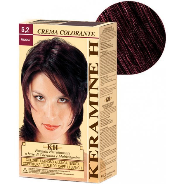 Crema Colorante тон 5.2 слива