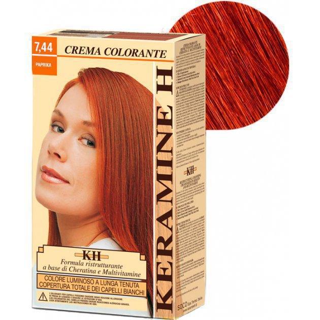 Crema Colorante тон 7.44 паприка