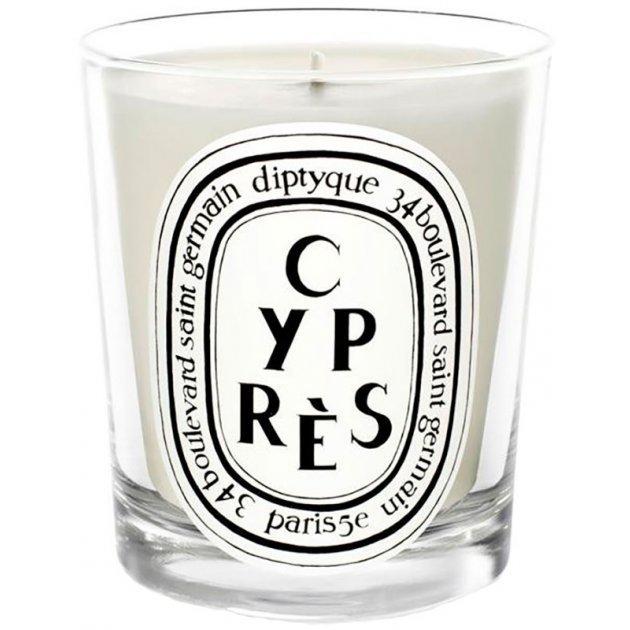 Cyprès Candle