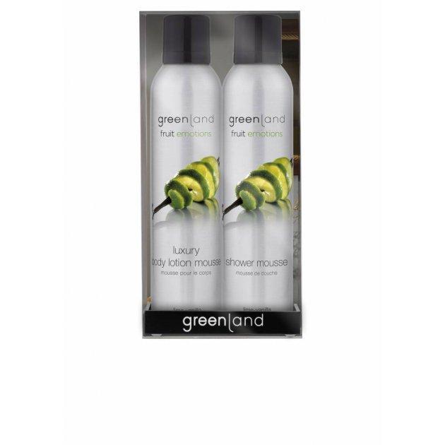 Greenland - Набор Greenland gift pack: shower & body mousse sensation FE0174