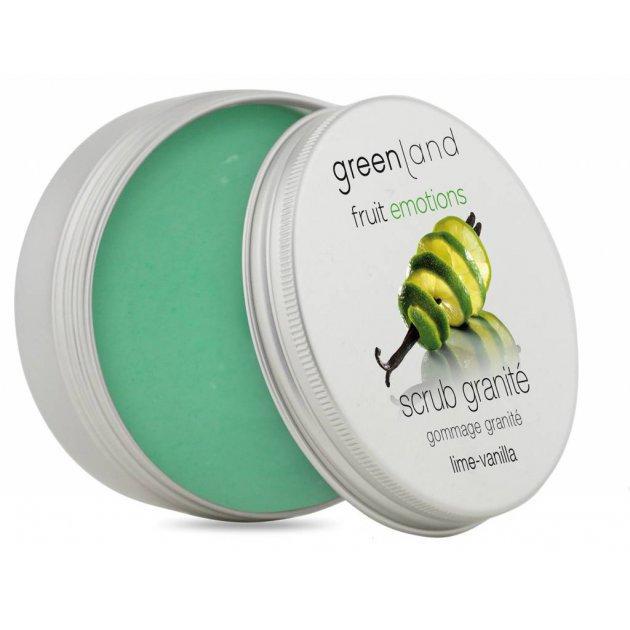 Scrub granite lime-vanilla
