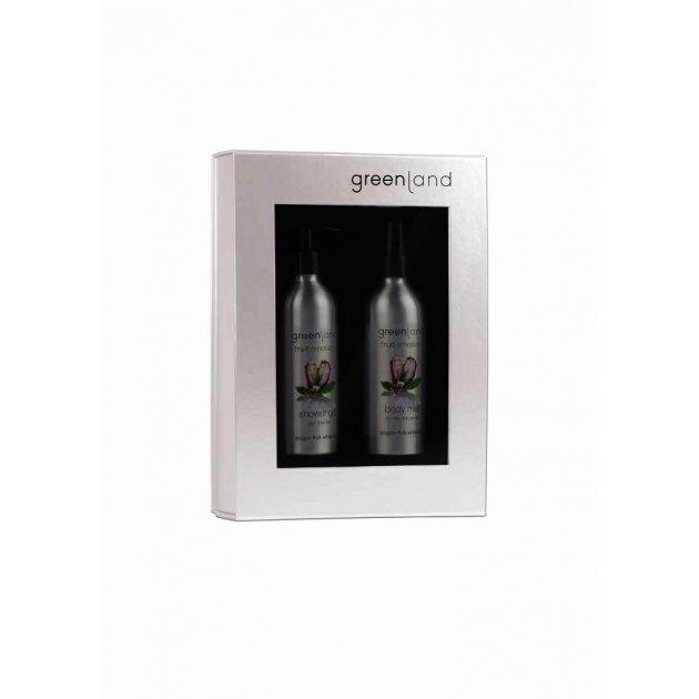 Shower & body gift set dragon fruit-white tea