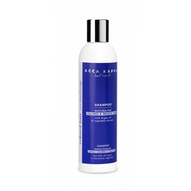 Restorative Shampoo for Colored & Treated hair