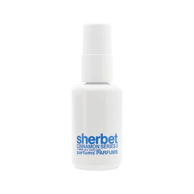 Sherbet series 5: Cinnamon