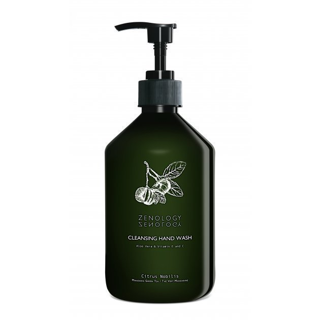 Cleansing Hand Wash Mandarin Green Tea