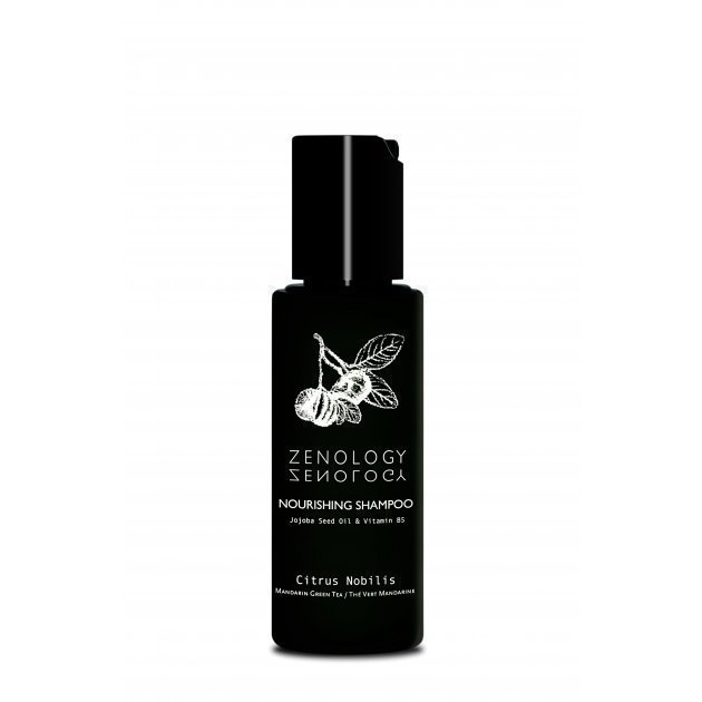 Nourishing Shampoo Mandarin Green Tea