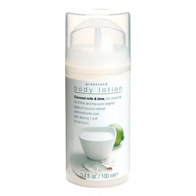 Body Lotion Coconut milk & Lime