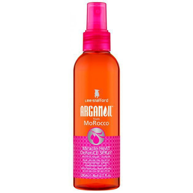 Arganoil from Morocco Miracle heat defence spray