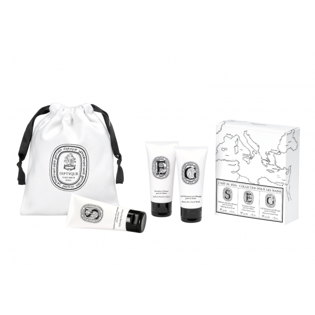Diptyque - Набор On-The-Go Hand Wash Set SETHANDCARE