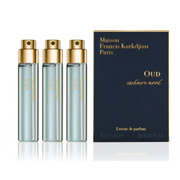 Oud cashmere mood travel spray refill