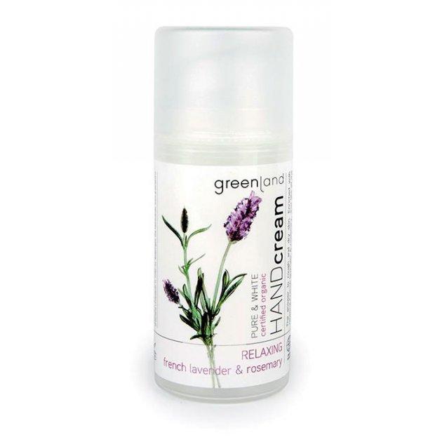Hand Cream French lavender & rosemary