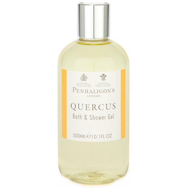 Quercus Bath and Shower Gel