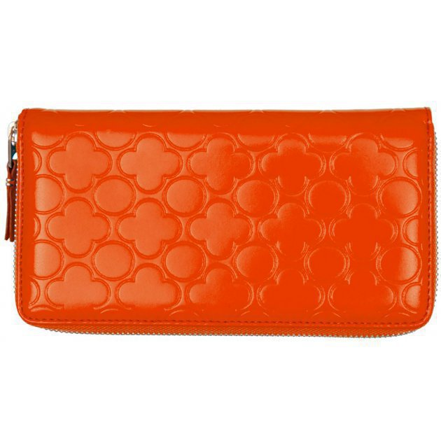 Colour Embossed B Orange