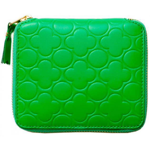 Colour Embossed B Green