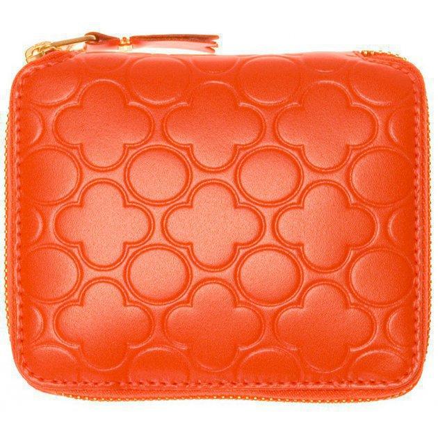 Colour Embossed B Orange