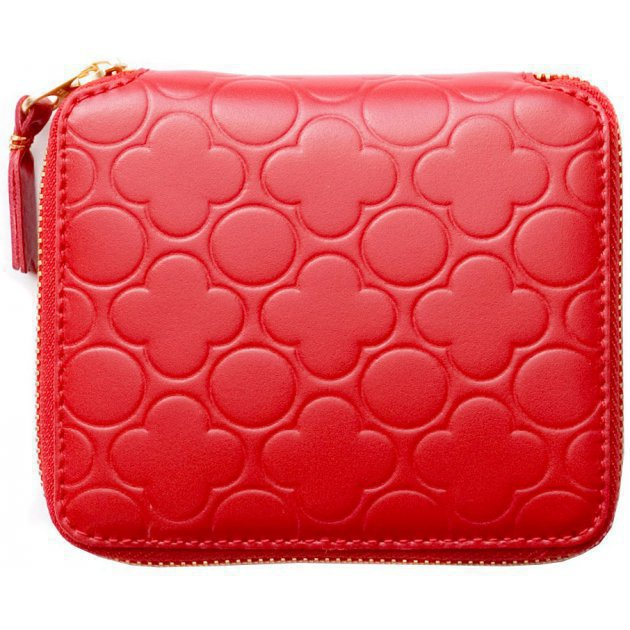Colour Embossed B Red