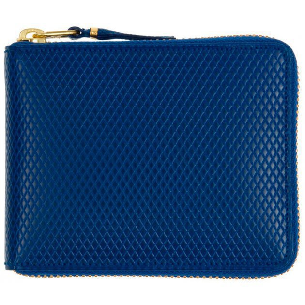 Luxury Group Wallet Blue