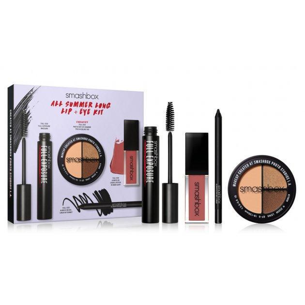All Summer Long Lip + Eye Kit