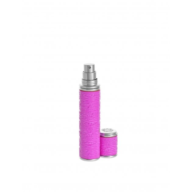 Neon Pink with Silver Trim Pocket Atomizer