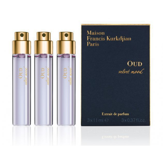Oud velvet mood travel spray refill