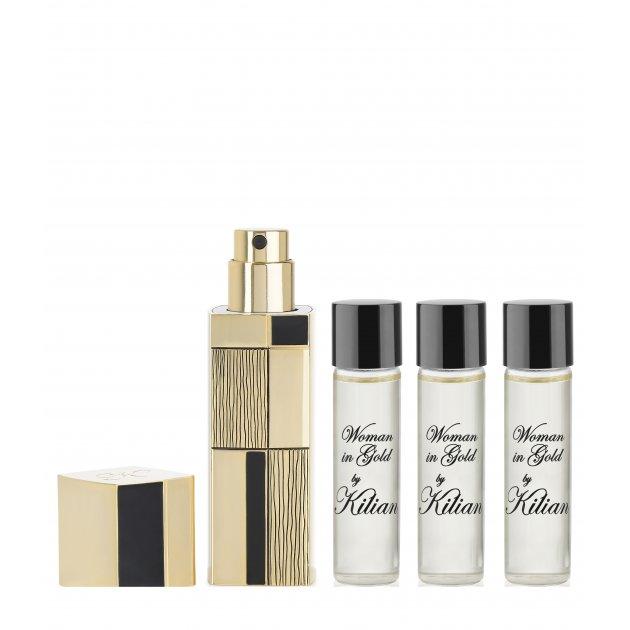 KILIAN PARIS - Флакон-спрей Travel Spray Woman in Gold 3700550281948