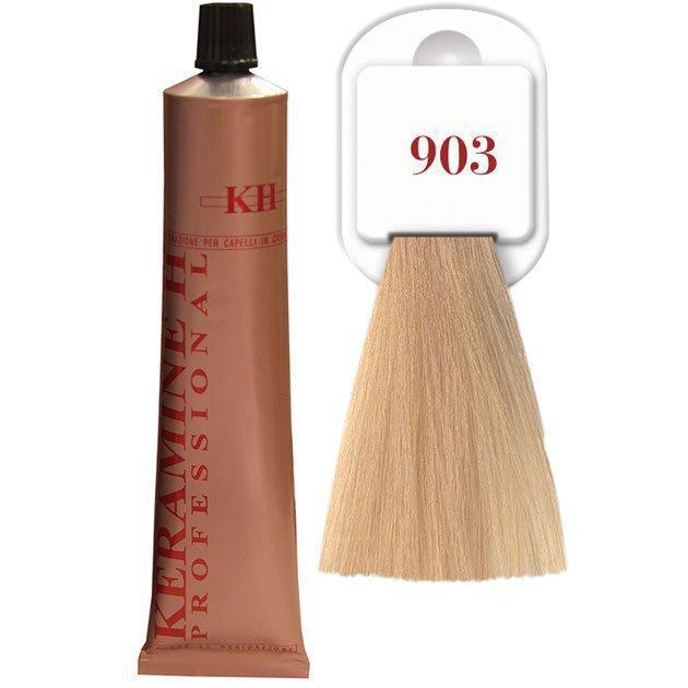 Salon Haircolor Cream тон 903 золотистый