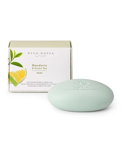 Mandarin & Green Tea Soap