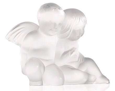 TWIN ANGELS SCULPTURE
