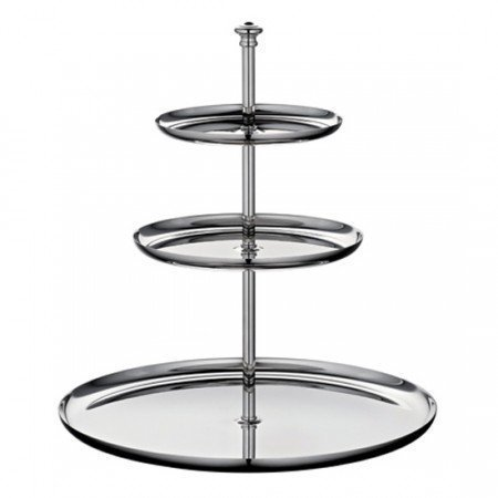 Large 3-tier pastry stand ALBI