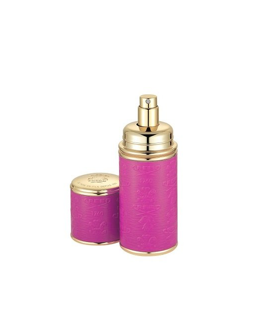 Pink Neon with Gold Trim Deluxe Atomizer