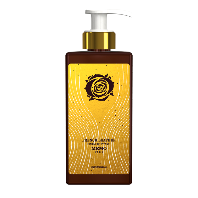 French Leather Hand Cleansing Gel