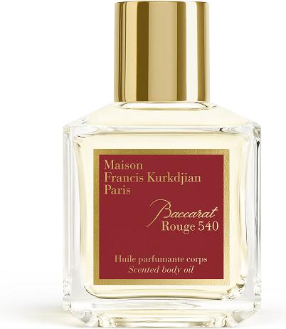 Maison Francis Kurkdjian - Масло для тела Baccarat Rouge 540 Body Oil 9031203