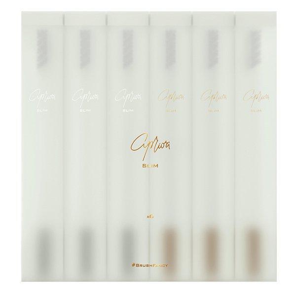 SLIM White 6-pack (medium)
