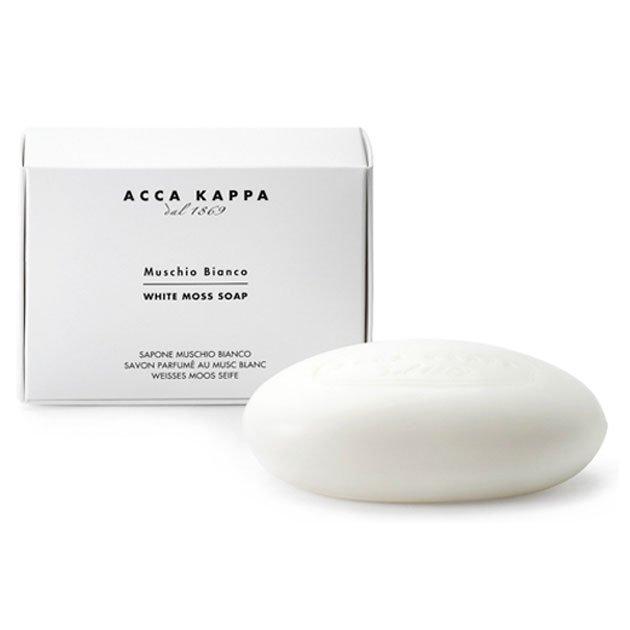 White Moss Soap