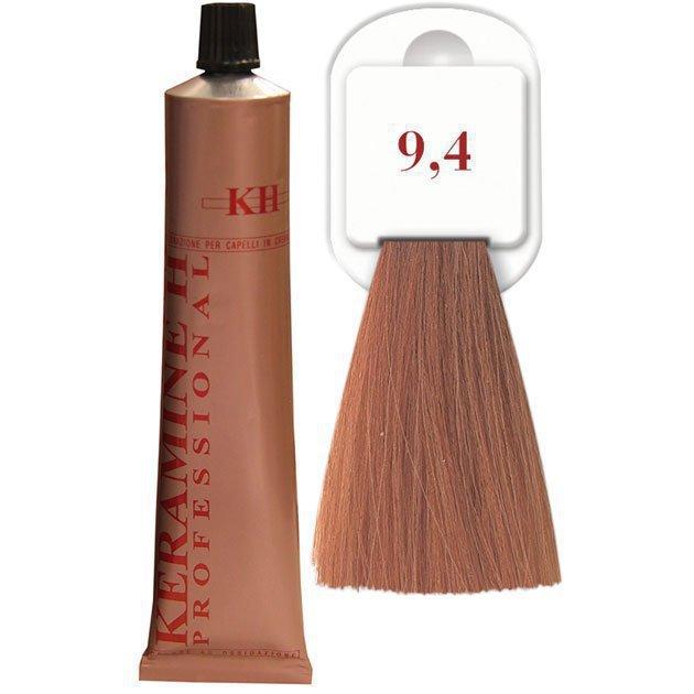 Salon Haircolor Cream тон 9.4 яркий медный блонд