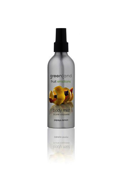 Body mist papaya-lemon