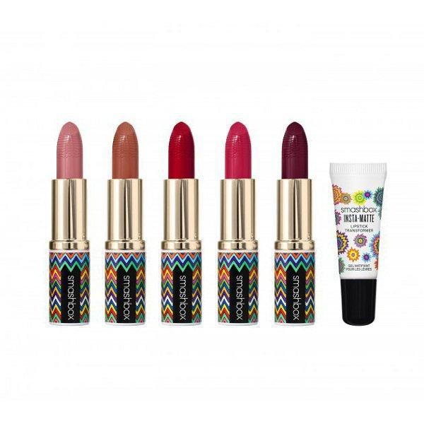 Holidaize Be Legendary Lipstick + Mattifier Set