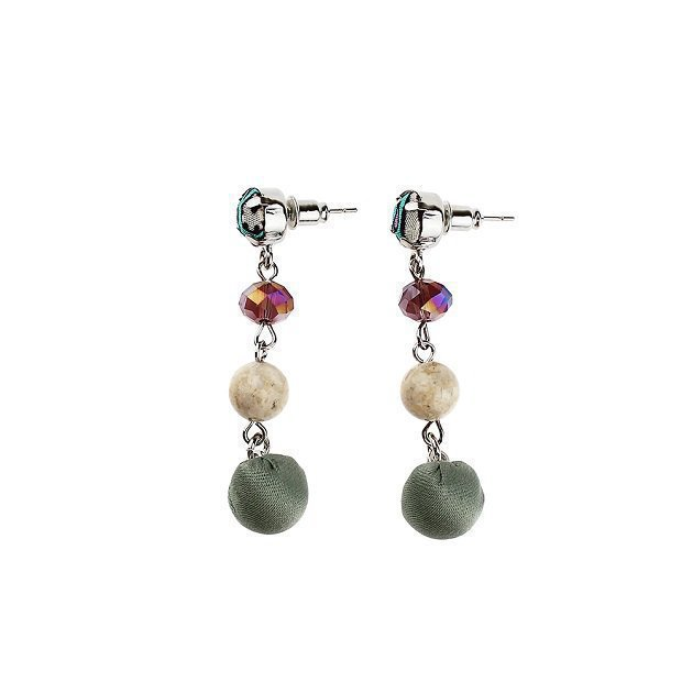 Earring Small Beads