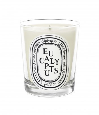 Scented Candle Eucalyptus