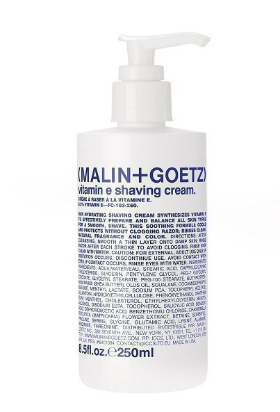 Malin+Goetz - Крем для бритья Vitamin E Shaving Cream FC-103-250