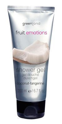 Shower Gel Coconut-Tangarine