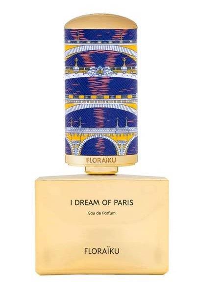 Floraiku - Парфюмированная вода I Dream of Paris FKFI50DP