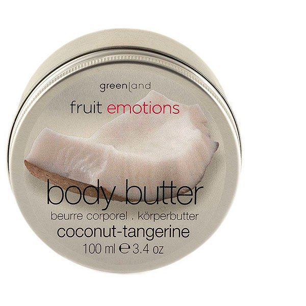 Body Butter Coconut & Tangarine