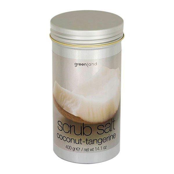 Scrub Salt Coconut & Tangarine