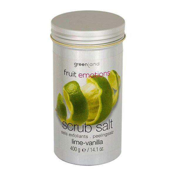 Scrub Salt Lime & Vanilla