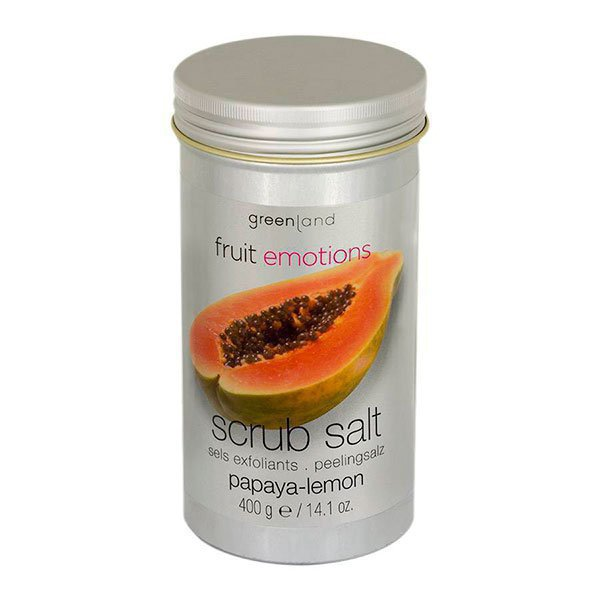 Scrub Salt Papaya & Lemon