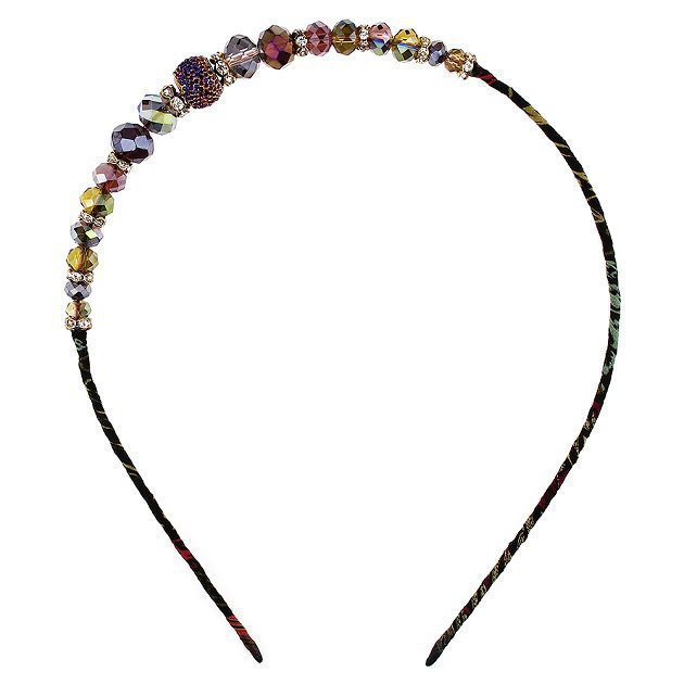 Circlet With Crystals