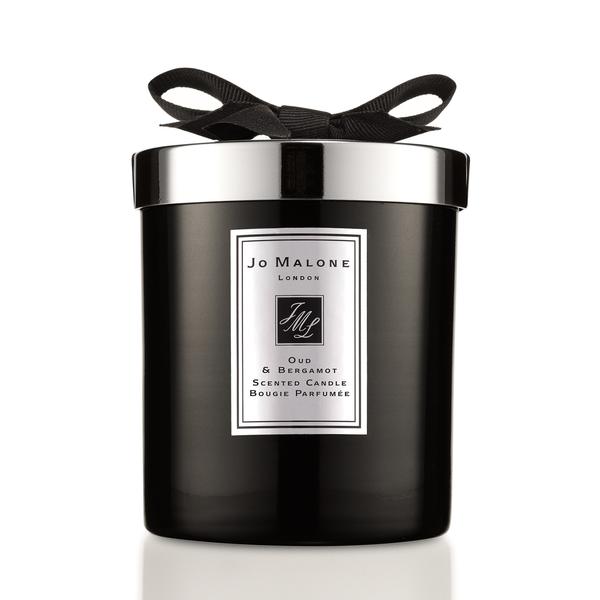 Home candle Oud & Bergamot