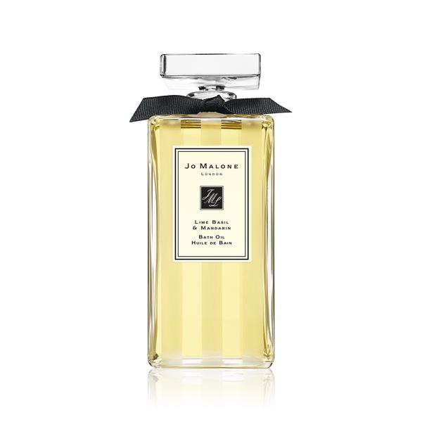 Bath oil Lime Basil & Mandarin